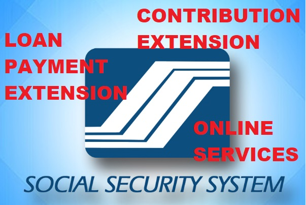 sss loan payment extension