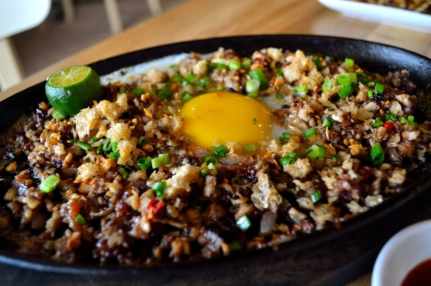 TOP 10 BEST OF DAVAO CITY SIZZLING SISIG