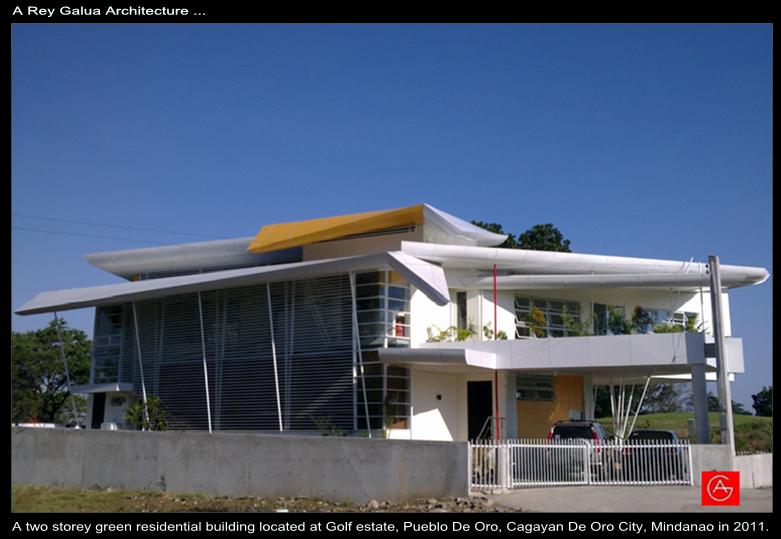 Architect Rey Galua