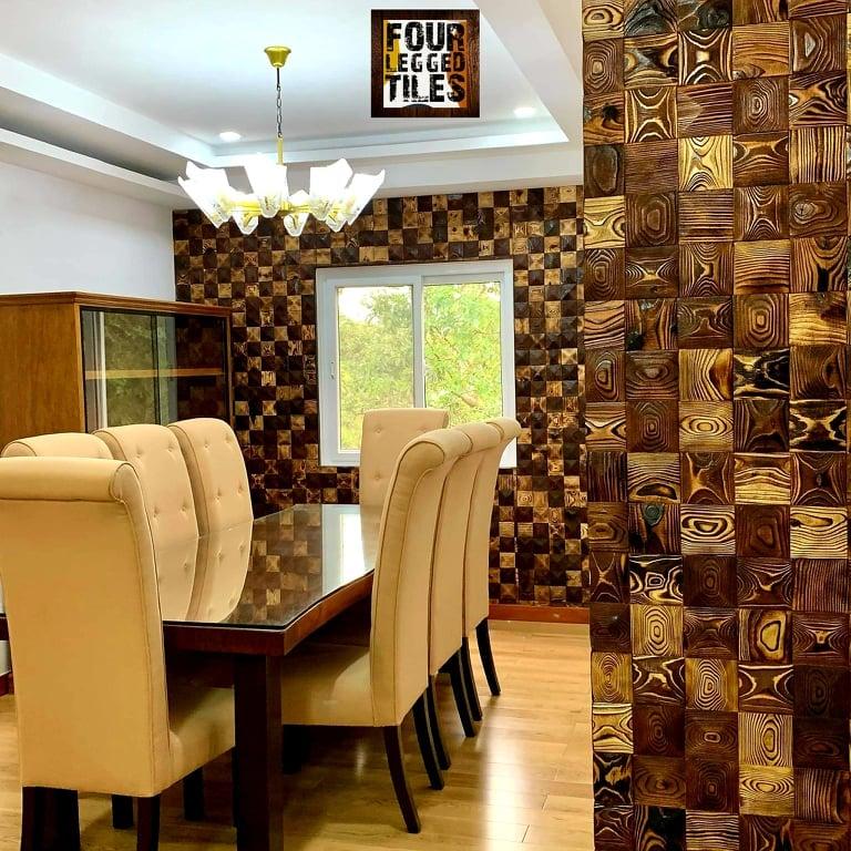 Flour Legged Tile
