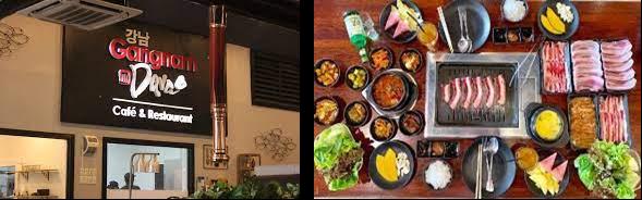 Gangnam Davao Cafe & Restaurant