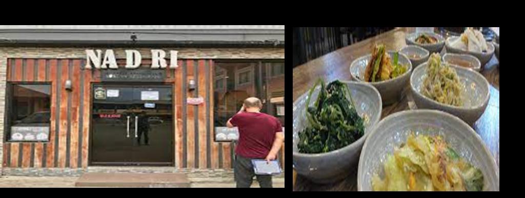 Na D Ri Korean Restaurant