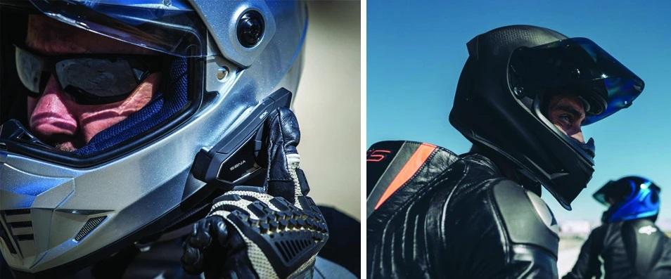 Motorcycle Gear: Helmet