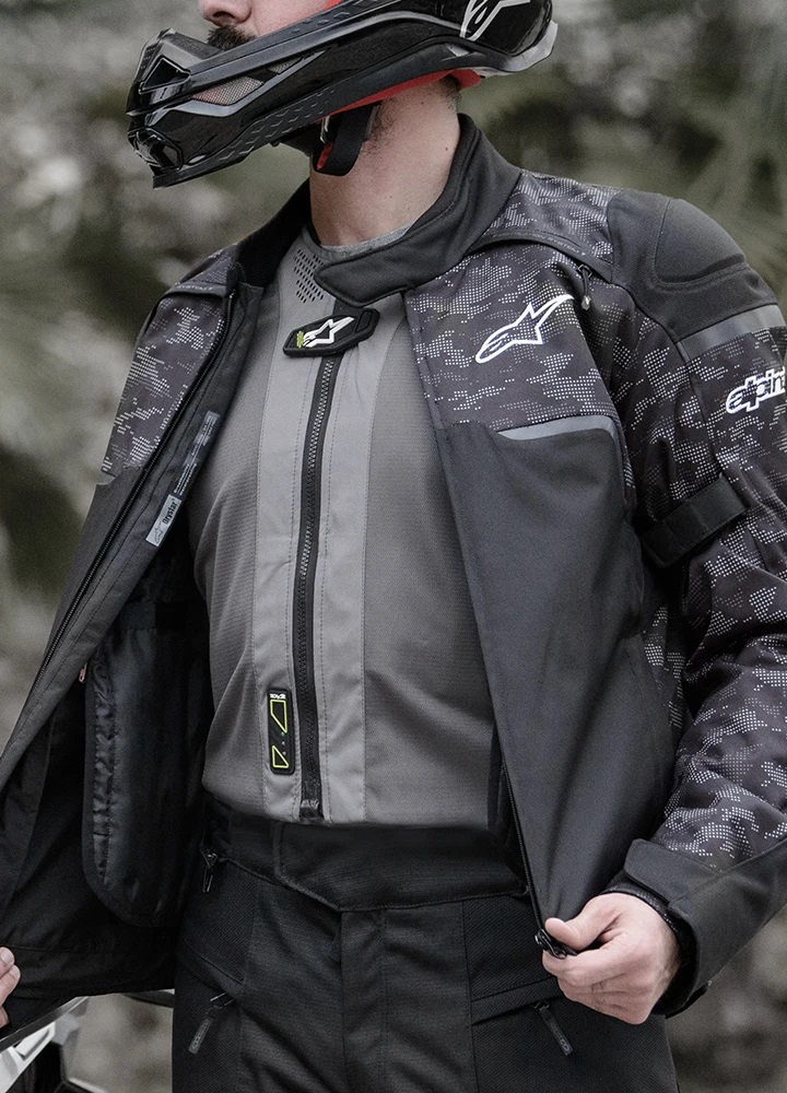 Motorcycle Gear Leather Jacket
